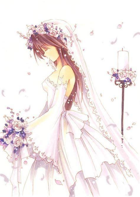 Anime blog: Anime Wedding