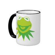 Kermit The Frog Smiling Disney Coffee Mugs