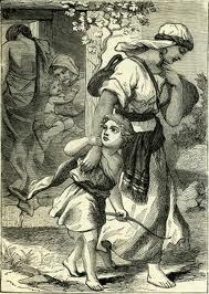 Hagar e Ismael São Expulsos — Gênesis 21:9-21