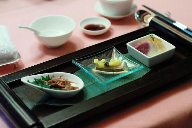 Dadong Duck @Mandarin Oriental Hong Kong