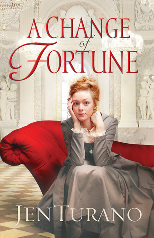 A Change of Fortune (Ladies of Distinction, #1)