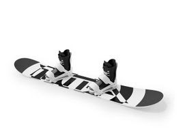 Skateboard 3d model free download  cadnav.com