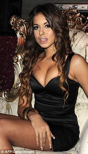 Alias: Karima el-Mahroug is better known as 'Ruby the Heartbreaker'