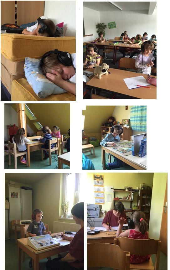 Estudio Tomatis en zona de Frankfurt Oder