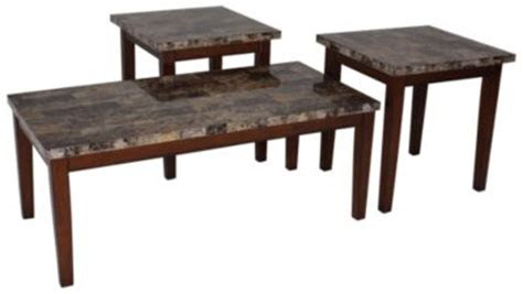 ashley theo coffee table   tables homemakers furniture