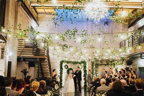 Modern Elegance at Fremont Foundry   Seattle Bride