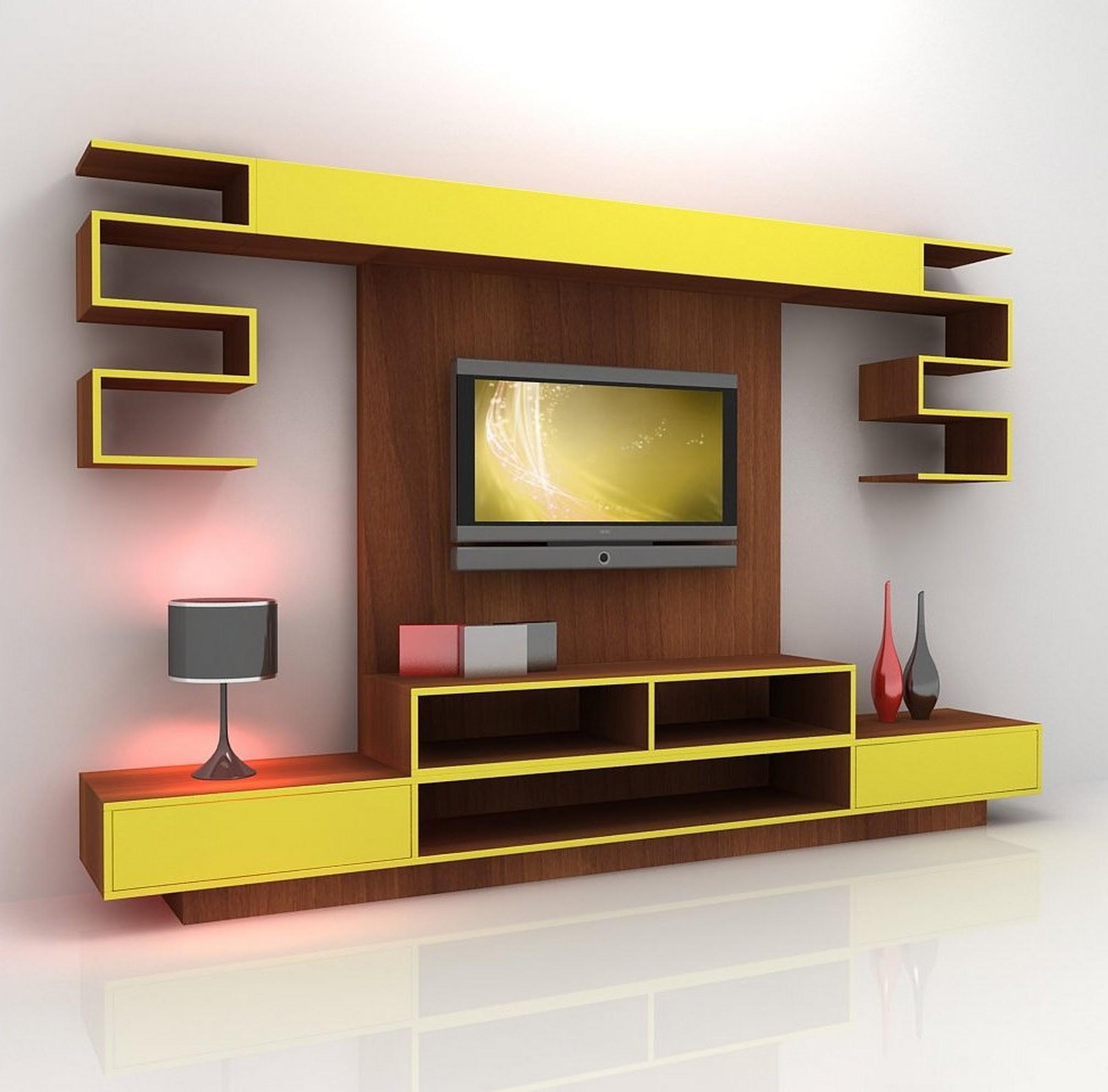 Wall Decorations Ideas Tv Decoration