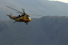 RAF SEA KING by rothwell172