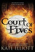 Title: Court of Fives, Author: Kate Elliott