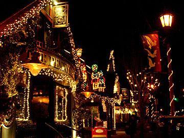 Victoria Christmas Lights