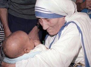 Maica Tereza a primit Premiul Nobel pentru pace pe anul 1979 (Imagine: Mediafax Foto/AFP)