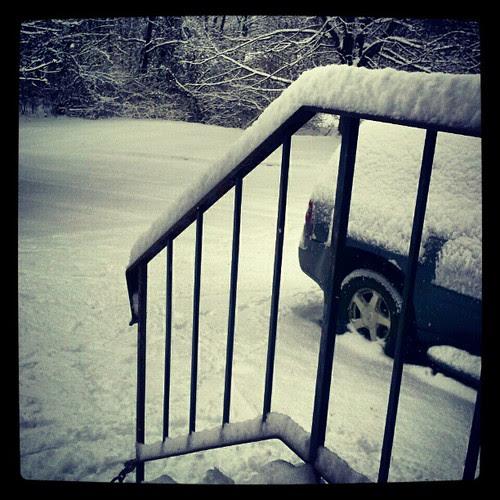 #snow #newengland #winter