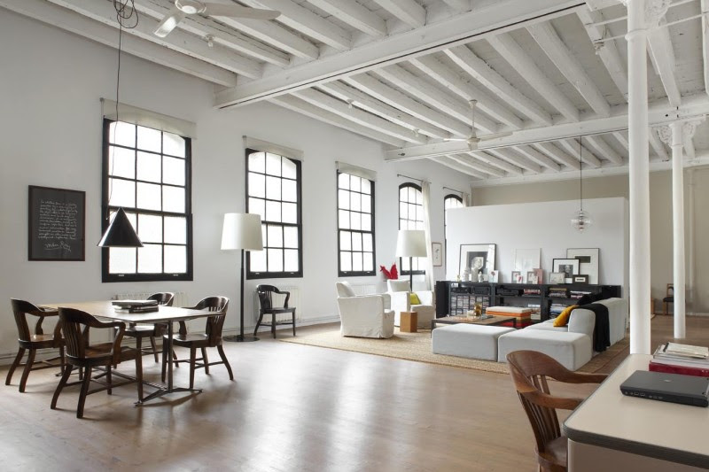 Warehouse Conversion | HomeDSGN, a daily source for inspiration ...