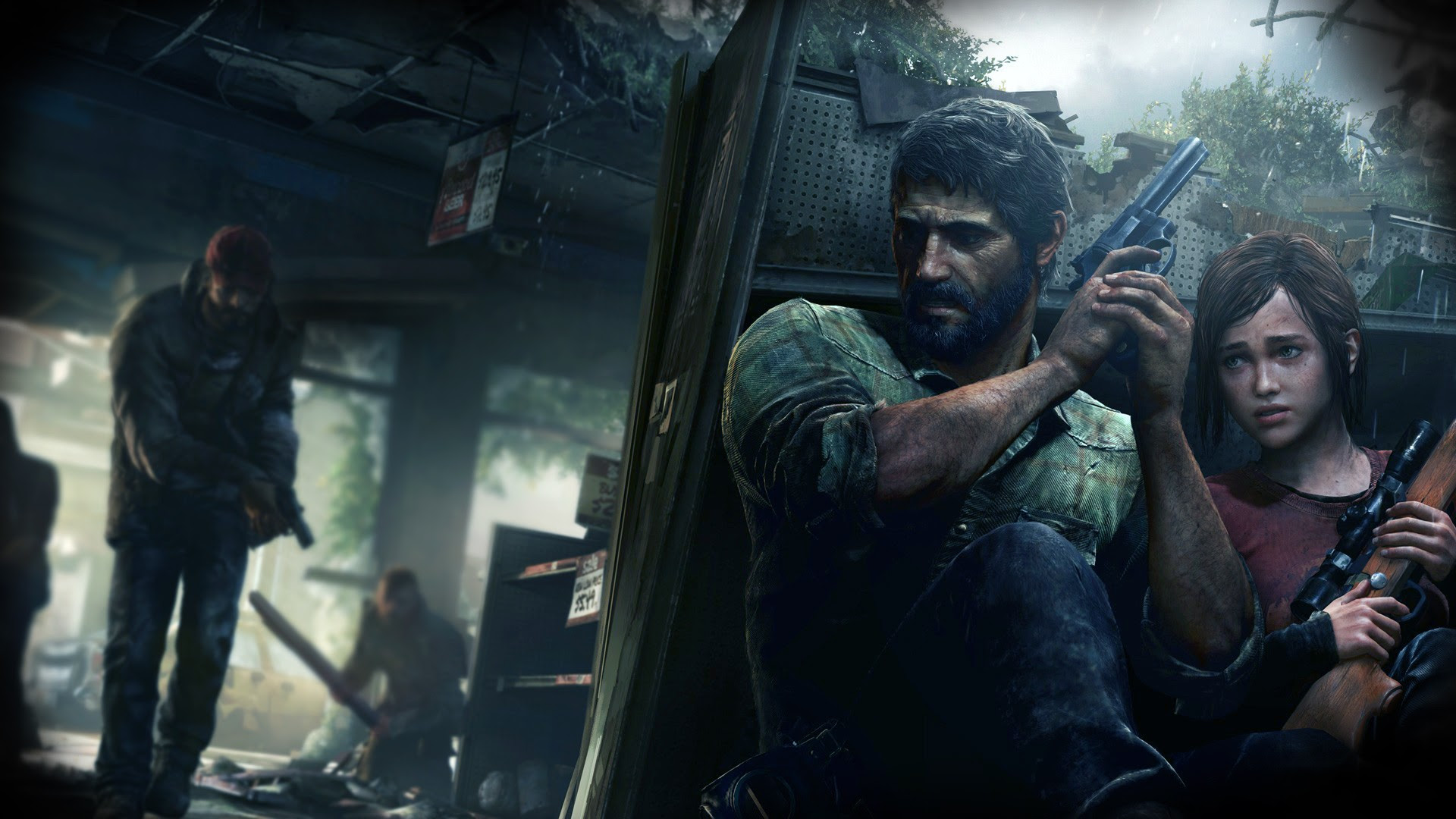 The Last Of Us Wallpaper 1920x1080 67986
