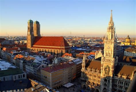 Munich, Germany   Tourist Destinations