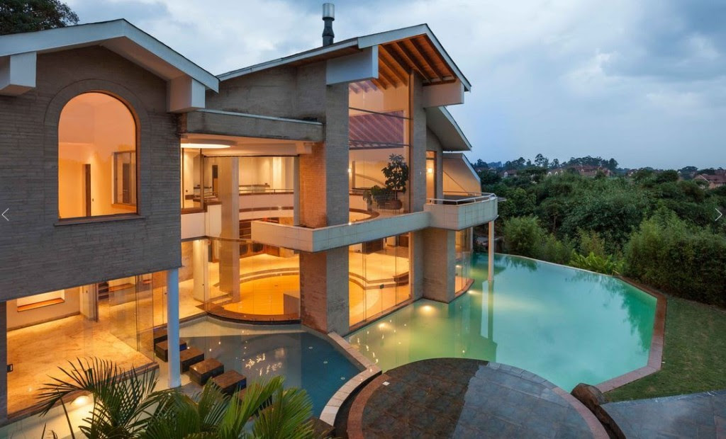 African Beautiful Luxury Mansions Top Kenya Most Luxurious