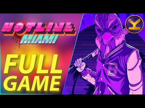 Hotline Miami Collection is available on Nintendo Switch
