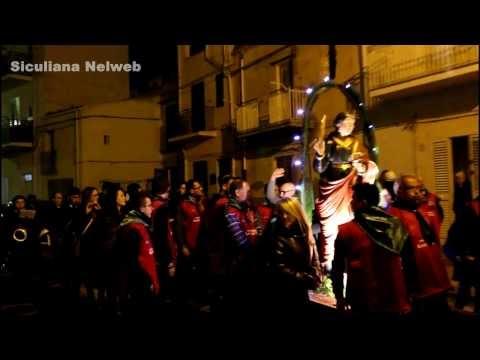 Siculiana, Festeggiamenti in Onore di Santa Lucia