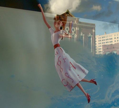 Sneak peek: The Fantastic Flying Books of Mr. Morris Lessmore at Artspace Shreveport