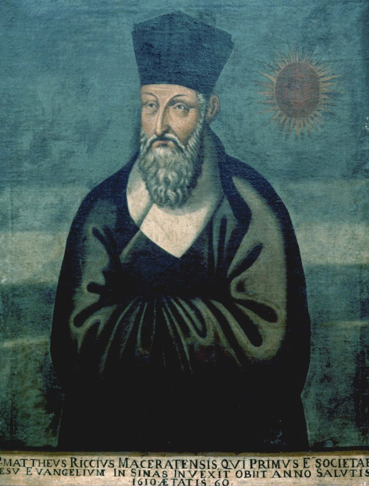 PRAYER FOR THE BEATIFICATION OF MATTEO RICCI, S.J. (1552-1610)