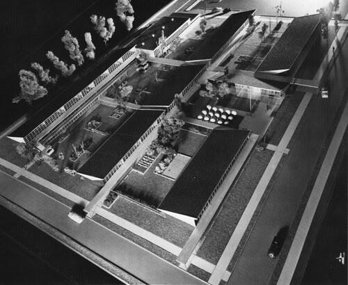 Hoffman Elementary model
