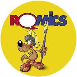Romics in vendita al Teatro de' Servi