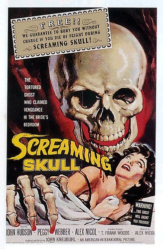 Screaming Skull 1958
