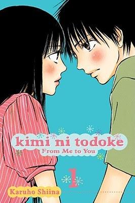 Kimi ni Todoke: From Me to You, Volume 1