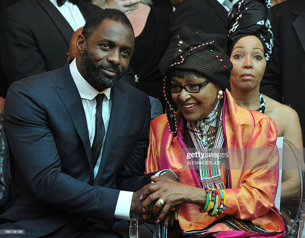 Long Walk to Freedom - Premiere   Getty Images