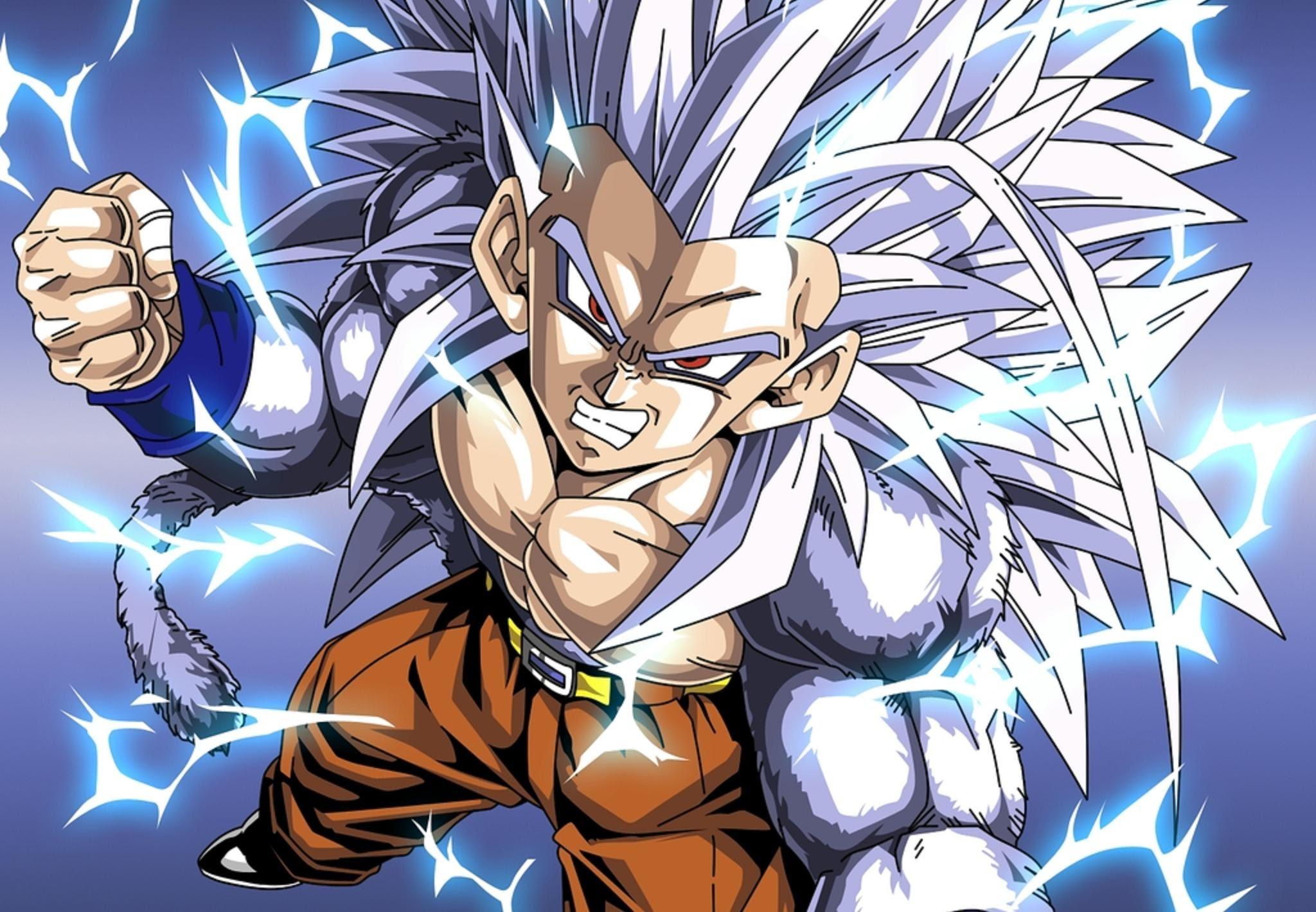 Mui Goku 4k Wallpaper Gambarku