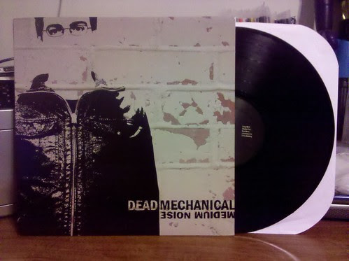 Dead Mechanical - Medium Noise LP