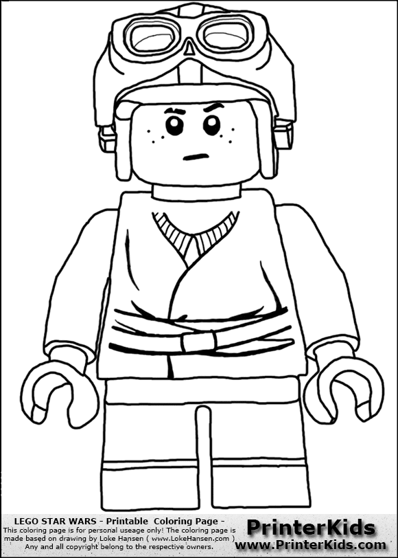 Lego Star Wars Coloring Pages Free Lego Star Wars Coloring Pages