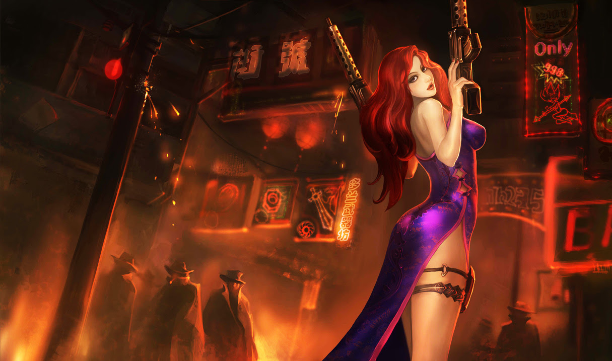 Miss Fortune League Of Legends Wallpapers