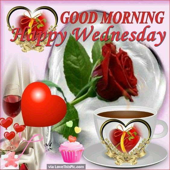 Pretty Good Morning Happy Wednesday Quotes Pictures Photos And