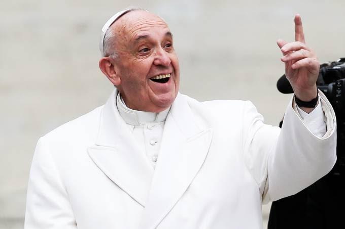 Papa Francisco ataca as 'fake news'