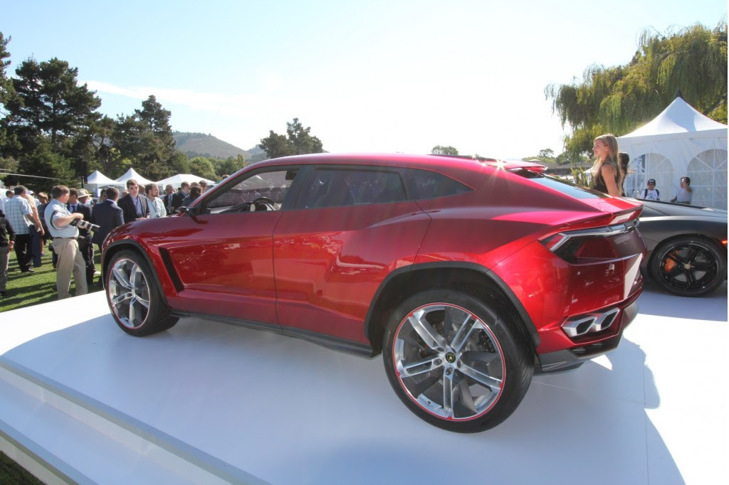 2017 Lamborghini Urus Lamborghini urus suv approved
