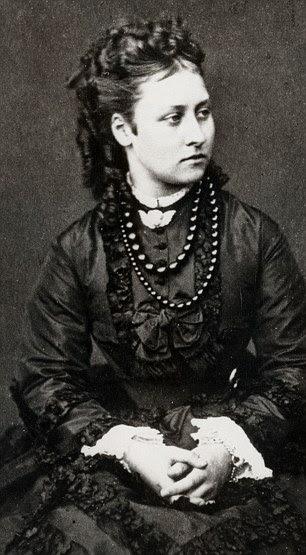 Princess Louise, Duchess of Argyll. Daughter of Queen Victoria (Died Dec 1939)