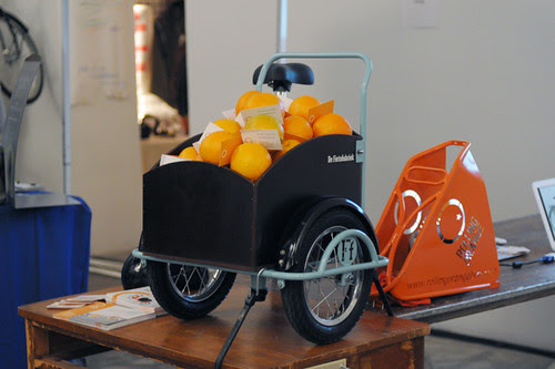 Rolling Orange/ Fietsfabriek
