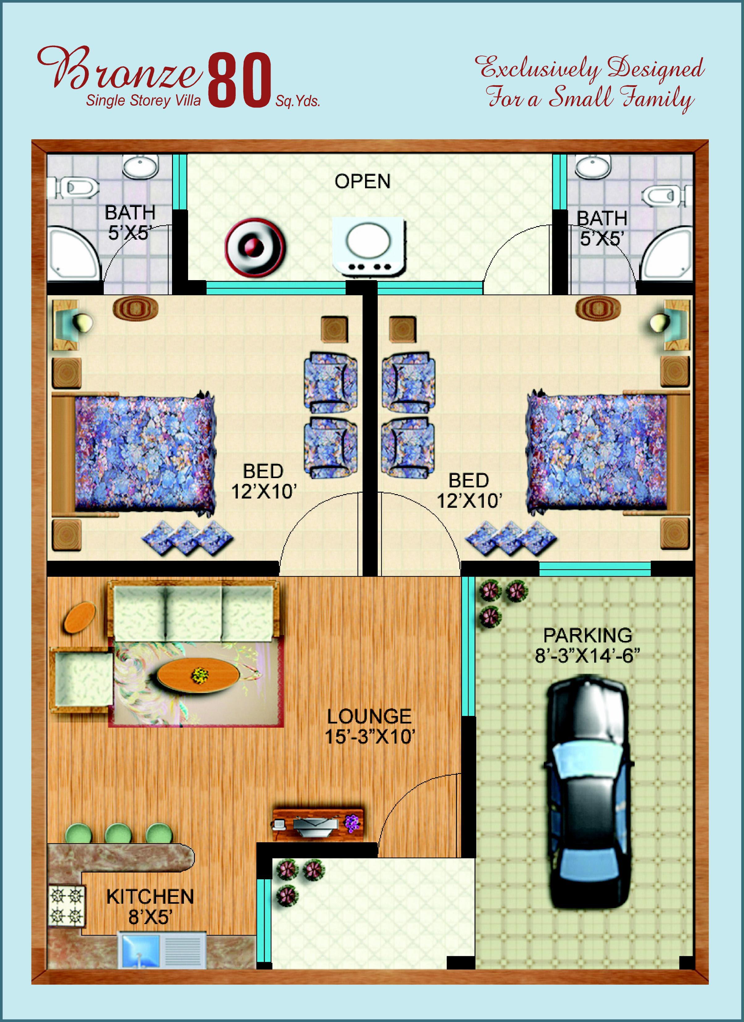 80 Yard Home Design Home Design