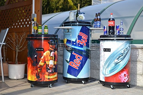 Kleiner Party Kühlschrank : Kühlschrank mobil fur party und terrasse edna r. gray blog