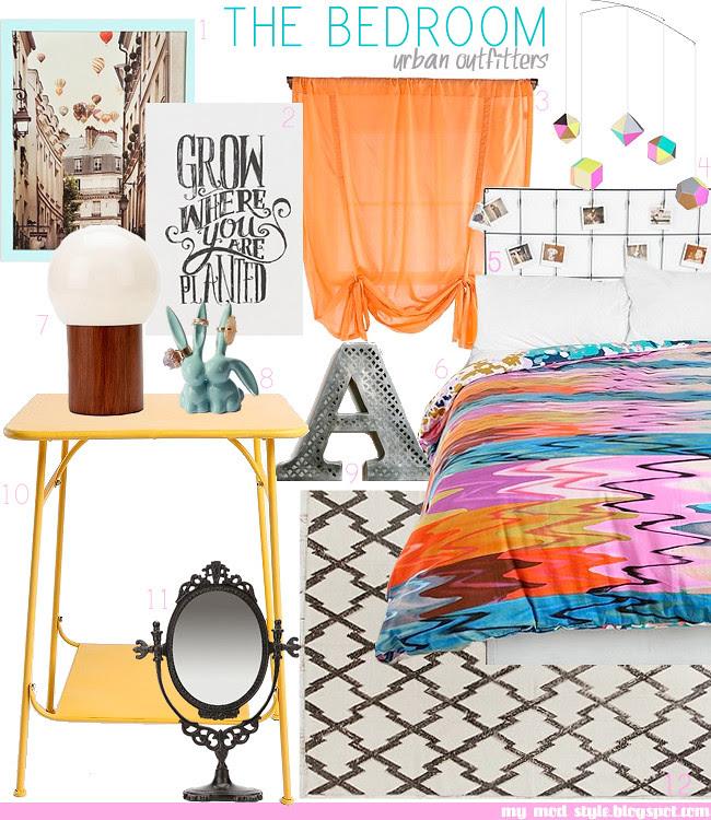 DecorLove UrbanOutfitters Bedroom2 sep2012