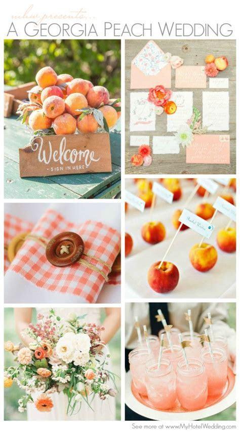 25  best ideas about Peach baby shower on Pinterest   Baby
