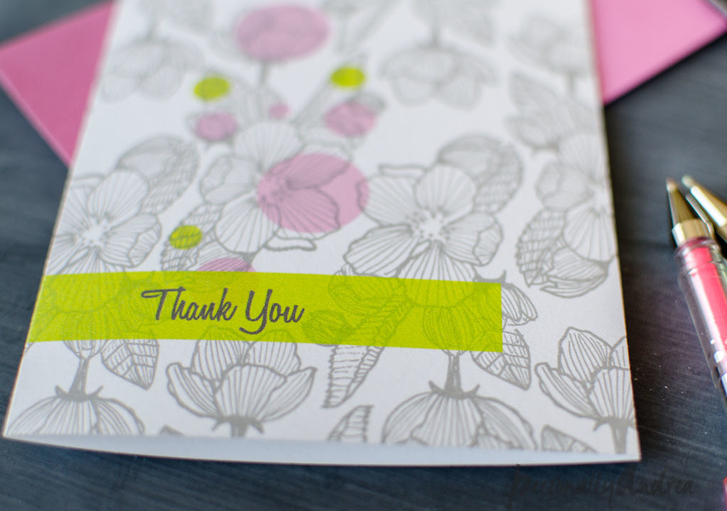 Thank you card download | personallyandrea.com