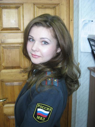 Russian police mistresses from Belarus 4