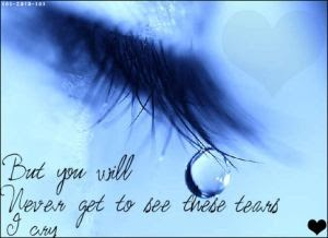 Di mana setitis air mata