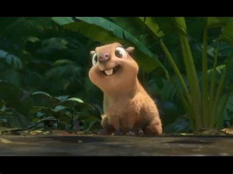 Funny Singing Capybara (Rio 2)   YouTube