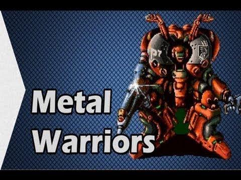"""Metal Warriors """"briga de Robôs"""""""