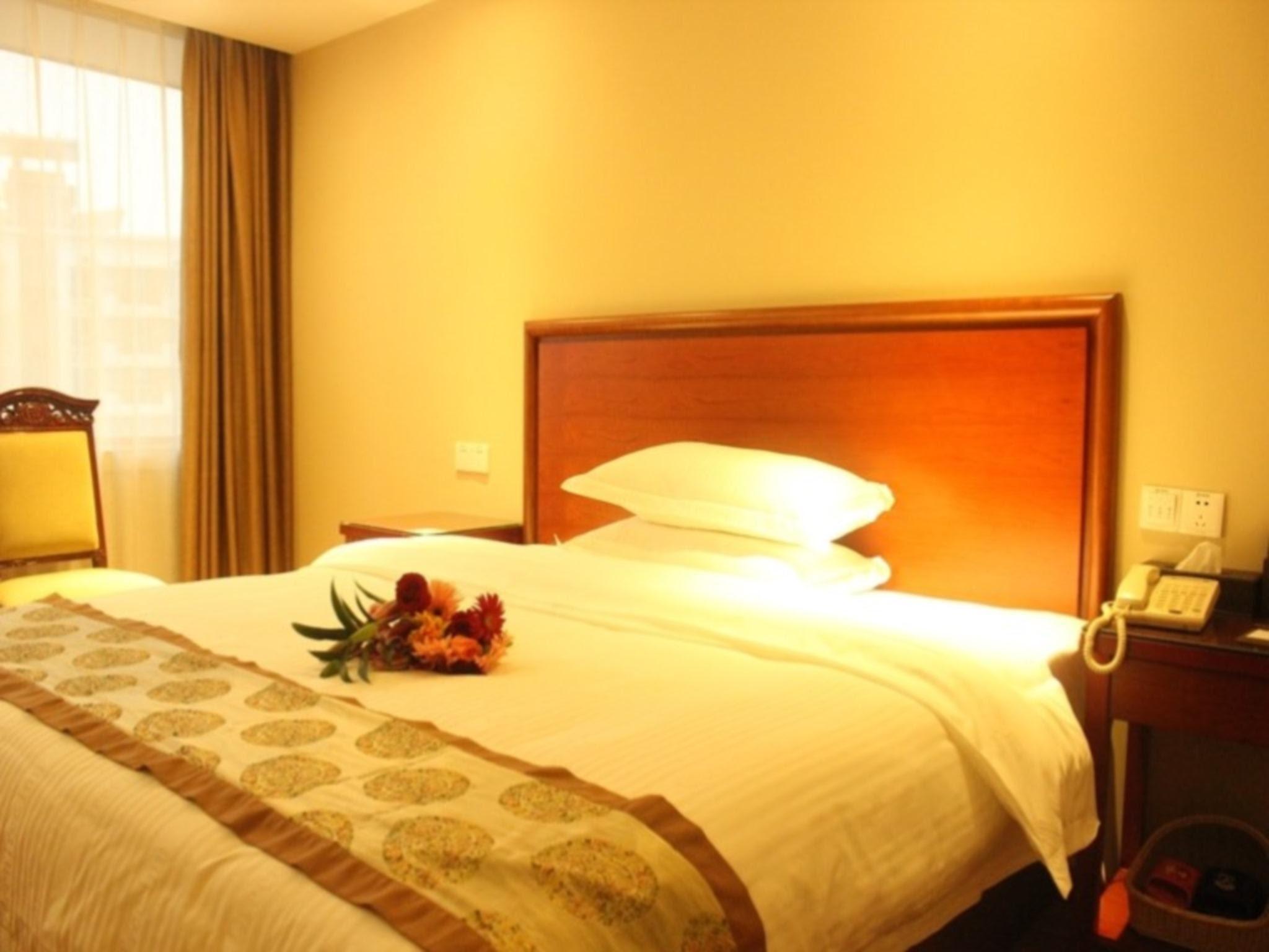 Reviews GreenTree Shell Shenzhen Henggang Wenti Square Xianle Road Hotel