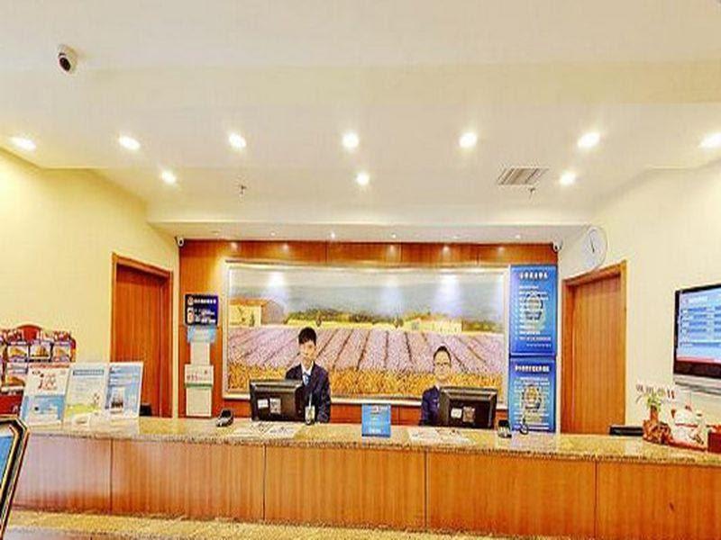 Review Hanting Hotel Shenyang Sujiatun Railway Station Branch