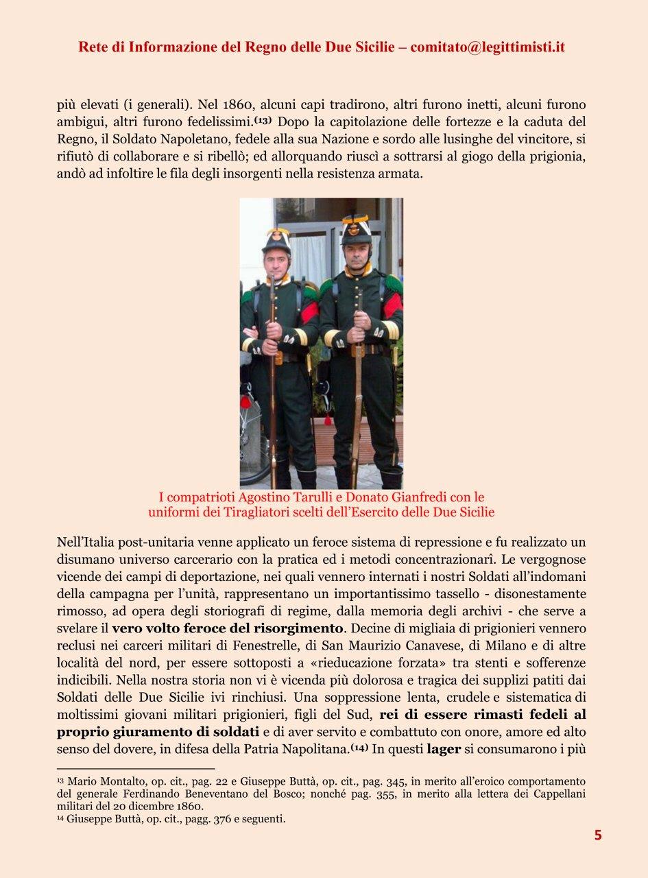 RIVALUTAZIONE STORICA DEL SOLDATO 5#001